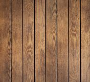 Old dark wood planks texture or background Stock Images