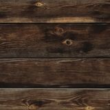 Old dark wood plaque texture Royalty Free Stock Photos