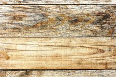 Old dark wood texture with natural patterns. Wooden board royalty free stock photo
