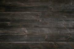 Old dark wooden background stock photo