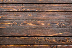 Old dark wooden board Stock Photo