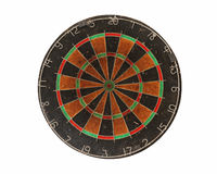 Free Old Dart Board Royalty Free Stock Photos - 23392348