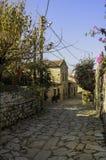 Old Datca. Mugla in Turkey Stock Photo
