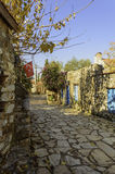 Old Datca. Mugla in Turkey Royalty Free Stock Image