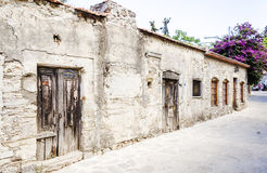 Old Datca Royalty Free Stock Photo