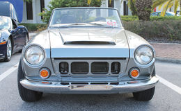 Old Datsun Car Royalty Free Stock Photography