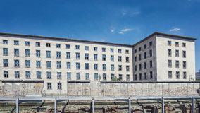 Old ddr building Royalty Free Stock Photography