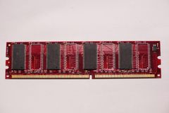 Old DDR memory modules stock photo