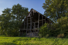 Old Decaying Barn Stock Photos