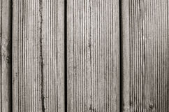 Old decking, close-up background Royalty Free Stock Image