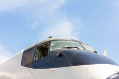 Old decommissioned aircraft Stock Photos