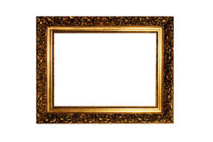 Old decorated frame Stock Photo