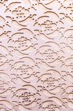 Old decorated wall background Stock Images
