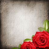 Old decorative background Stock Photos