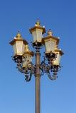 Old decorative lantern Stock Images
