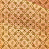 Old decorative sandstone tile background patterns Stock Photos