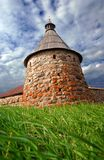 Old defensive tower Royalty Free Stock Images