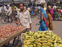 Old Delhi Stock Images