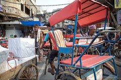 Old Delhi, India Stock Photography
