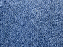 Old Denim Cloth Close-Up Stock Photos