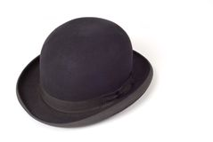 Old derby hat Stock Photos