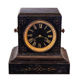 Old desktop clock Stock Image