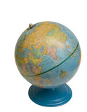Old Desktop Globe Royalty Free Stock Image