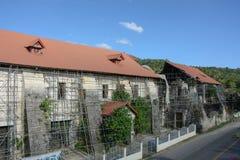 Old destroyed church in Loboc, Bohol, Philippines. Old destroyed church in Loboc, Bohol Stock Image