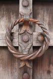 Detail of old door Stock Image