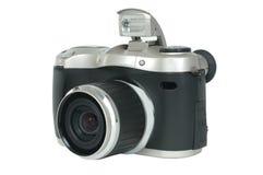 Old digital camera. Stock Images
