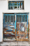 Old dilapidated door. Stock Photography