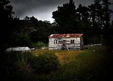 An old dilapidated house Royalty Free Stock Photos