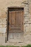 Old dilapidated house. Near the village Katselovo Royalty Free Stock Photo