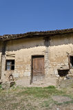 Old dilapidated house Stock Image