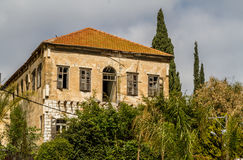 Old dilapidated house Royalty Free Stock Photography