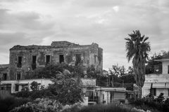 Free Old Dilapidated Ruin Of A House Stock Photography - 88759542