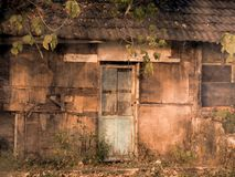 Old Dilapidated Shack Royalty Free Stock Image