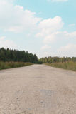 Old dirt road Stock Images