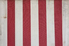 Old Dirty Awning Material. Texture of awning material, closeup view, dirty and old stock photos