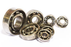 Old and dirty ball bearing Royalty Free Stock Photography