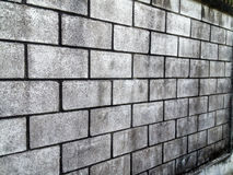 Old and dirty brick wall Royalty Free Stock Images