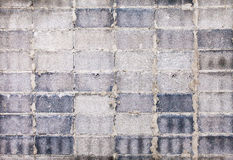 Old dirty brick wall pattern Stock Images