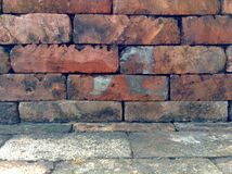 Old dirty brick wall Royalty Free Stock Photography