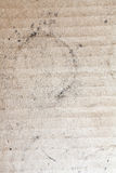 Old dirty cardboard background Royalty Free Stock Photo
