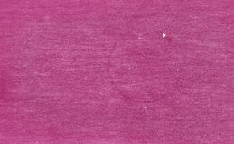 Old dirty cardboard surface in pink tone. Stock Image