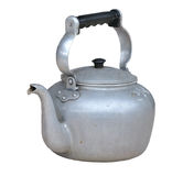 Old dirty classic kettle Stock Images