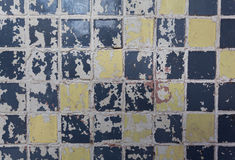 Free Old Dirty Colorful Tile Background Royalty Free Stock Photos - 52161978