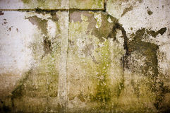 Old Dirty Concrete Wall. Stock Photography