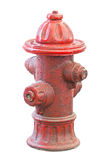 Old And Dirty Fire Hydrant. Royalty Free Stock Images