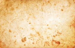 Old dirty paper. Texture, grunge background Royalty Free Stock Photography